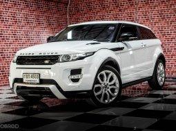 2012 Land Rover Range Rover 2.2 Evoque SD4 4WD รถบ้านแท้ AAA+