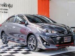 ขายรถ Toyota Yaris Ativ 1.2 S ปี2019 รถเก๋ง 4 ประตู