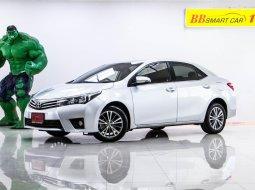 1S-199  Toyota Corolla Altis 1.8 G รถเก๋ง 4 ประตู ปี 2014