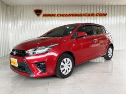 Toyota YARIS 1.2 J ECO รถเก๋ง 5 ประตู