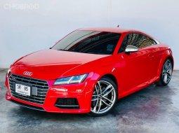 2018 Audi TT 2.0 45 TFSI quattro S line 4WD รถเก๋ง 2 ประตู รถบ้านมือเดียว