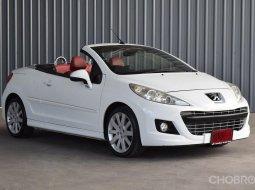 2012 Peugeot 207 รถเปิดประทุน รถสวย