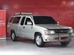 2001 Toyota HILUX TIGER 3.0 SGL รถกระบะ รถบ้านมือเดียว