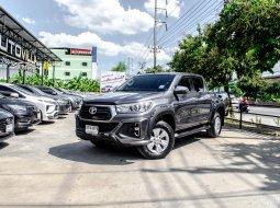 2018 ขายด่วน!! Toyota Hilux Revo Doublecab 2.4 E Plus Prerunner AT