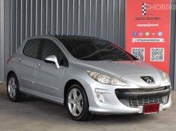 2010 Peugeot 308 1.6 VTi รถเก๋ง 5 ประตู ออกรถง่าย