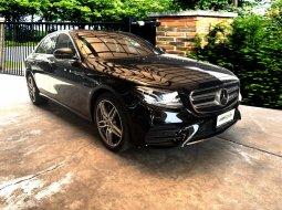 Benz E300e AMG 2020 ไมล์ 19,000 km MB Warranty 20/05/2023