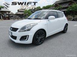 2018 Suzuki Swift 1.2 RX-II A/T รุ่นพิเศษ รถเก๋ง 5 ประตู