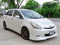 2009 Toyota WISH 2.0 Q Limited Option รถตู้/MPV รถสวย