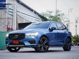 2019 Volvo XC60 2.0 T8 R-Design 4WD รถเก๋ง 5 ประตู รถสวย