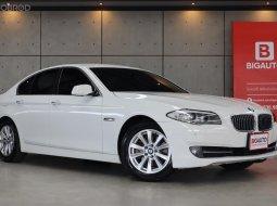2013 BMW 520d 2.0 F10 รถศูนย์ BMW THAILAND ครับ เครื่องยนต์ดีเซล TwinPower Turbo รายละเอียดของตัวรถสมบูรณ์แบบครับ P875