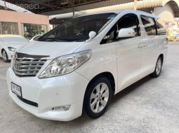 2011 Toyota ALPHARD 2.4 V รถตู้/MPV ขาย
