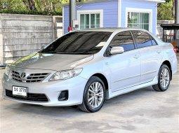 ฟรีดาวน์ รถเก๋ง Sedan ผ่อนสบายๆ รุ่นยอดนิยม Toyota Altis 1.6G Minor Change รุ่น Top สุด