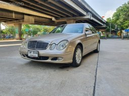 2004 Mercedes Benz 1.8 E 200 รถสวย ขายถูก คุ้มมาก