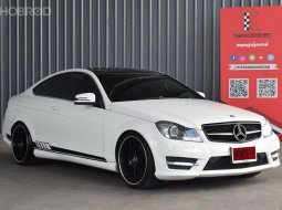 🚗 Benz C180 AMG 1.6 Coupe 2013