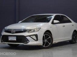 2016 Toyota CAMRY รถเก๋ง 4 ประตู ออกรถง่าย