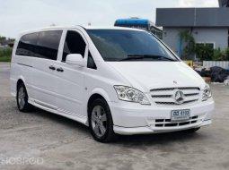 2012 Mercedes-Benz Vito 2.1 115 CDI รถตู้/MPV