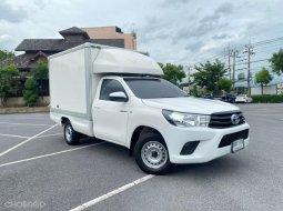 2017 Toyota Hilux Revo 2.4 J M/T  รถกระบะ ตอนเดียว ตู้ทึบ