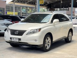 2012 Lexus RX270 2.7 Luxury SUV รถสภาพดี มีประกัน