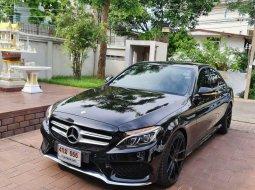 2014 Mercedes-Benz C250 2.0 W205 รถเก๋ง 4 ประตู