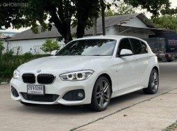 2016 BMW 118i 1.5 M-Sport (F20) | รถศูนย์ เบาะแดง ไมล์แท้ ยางใหม่ Pirelli P Zero ปี 21