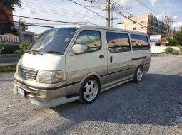2001 Toyota HIACE รถตู้/MPV รถพร้อมใช้งาน ขายตามสภาพ