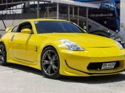 2010 Nissan 350Z 3.5 V6 รถเก๋ง 2 ประตู ออกรถง่าย ซื้อสดไม่มี vet