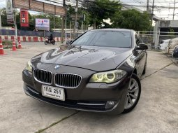 2013 BMW 525d 2.0 Luxury รถเก๋ง 4 ประตู