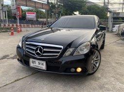 2011 Mercedes-Benz E250 CDI 2.1 Elegance รถเก๋ง 4 ประตู