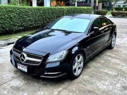 2011 Mercedes-Benz CLS250 CDI 2.1 Exclusive รถเก๋ง 4 ประตู ไมล์