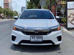 2020 Honda CITY 1.0 S รถเก๋ง 4 ประตู รถสภาพดี มีประกัน