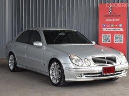 💡💡💡 Benz E280 Avantgarde Sports 2006