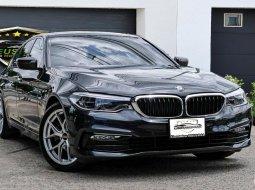 2018 BMW 520D SPORT G30 รถสวย ไมล์น้อย สภาพน้องๆป้ายแดง