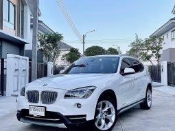 BMW X1 2.0 sDrive18i xLine SUV รถบ้านมือเดียว