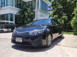 2015 Toyota Corolla Altis 1.8 E DUAL VVT-I A/T รถเก๋ง 4 ประตู