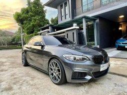 2016 BMW 218i Coupe M SPORT1.5 Active Tourer รถเก๋ง 2 ประตู