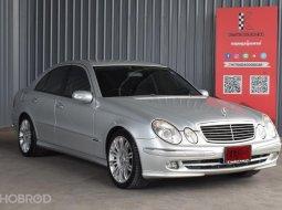 🚗 Benz E280 Avantgarde Sports 2006