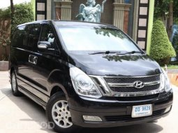 2012 Hyundai H-1 2.5 Deluxe รถตู้/MPV ดาวน์ 0%