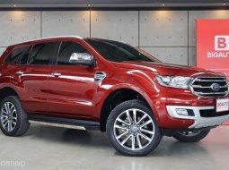 2019 Ford Everest 2.0 Titanium+ 4WD SUV AT Model ปัจจุบัน Top สุดในรุ่น Full Option )