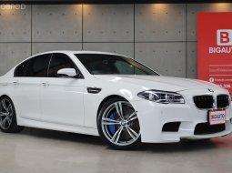 2014 BMW M5 4.4 F10 (LCI) เลขไมล์ปัจจุบันตอนลงขาย 50116 KM รถขับดีสมบูรณ์แบบ 100% ครับ