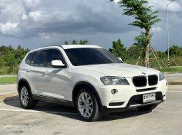 📣📣2013 BMW X3 2.0d HIGHLINE โฉม F25 มือเดียวป้ายแดง รถศูนย์ BMWThailand