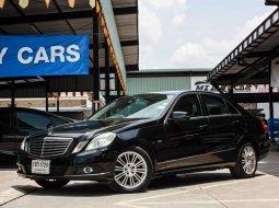 ขายรถ Mercedes-Benz E250 Edition E 2010 รถเก๋ง 4 ประตู