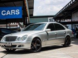 ขายรถ 2004 Mercedes-Benz E200 Avantgarde รถเก๋ง 4 ประตู