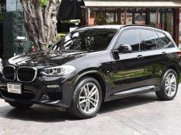 2019 BMW X3 2.0 xDrive20d 4WD รถเก๋ง 5 ประตู รถบ้านมือเดียว