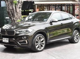 2016 BMW X6 3.0 xDrive30d 4WD รถเก๋ง 5 ประตู รถบ้านมือเดียว
