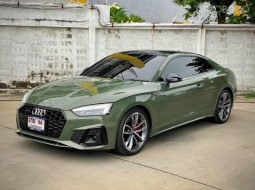 2020 Audi A5 2.0 Sportback 45 TFSI quattro 4WD รถเก๋ง 4 ประตู ออกรถง่าย