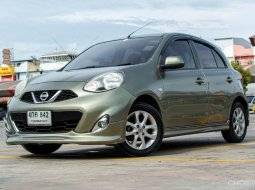 2013 Nissan March 1.2 (ปี 10-16) E Limited  Hatchback