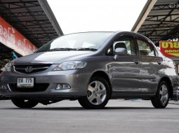 2008 Honda CITY 1.5 V CNG รถเก๋ง 4 ประตู รถสวย