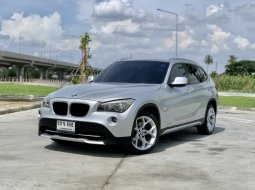 2012 BMW X1 2.0 sDrive18i  รถบ้านแท้