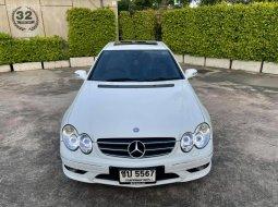 Benz CLK 200 AMG. W209 ดาวน์เพียง 29,000  สีขาว