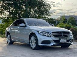 2016 Mercedes-Benz C300 Bluetec Hybrid Exclusive   รถศูนย์ Benz Thailand ประวัติดี เช็คได้